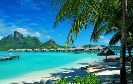Reizen naar het populaire Hawaii