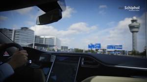 Taxi Amsterdam Schiphol, reizen als een ster