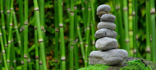 Wellness arrangement zelf samengesteld