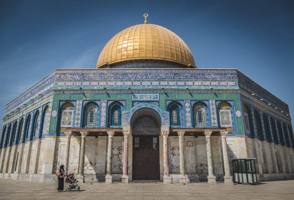 Een vakantie naar het Midden-Oosten